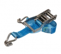 RVS spanband 2-delig
