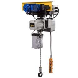 Elektrische kettingtakel / Loopkat 400 Volt