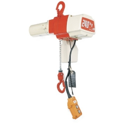 Kito ED electrische kettingtakel 230 Volt