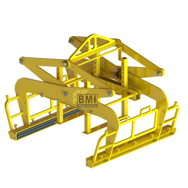 Blokkenklem HTZ 2 ton