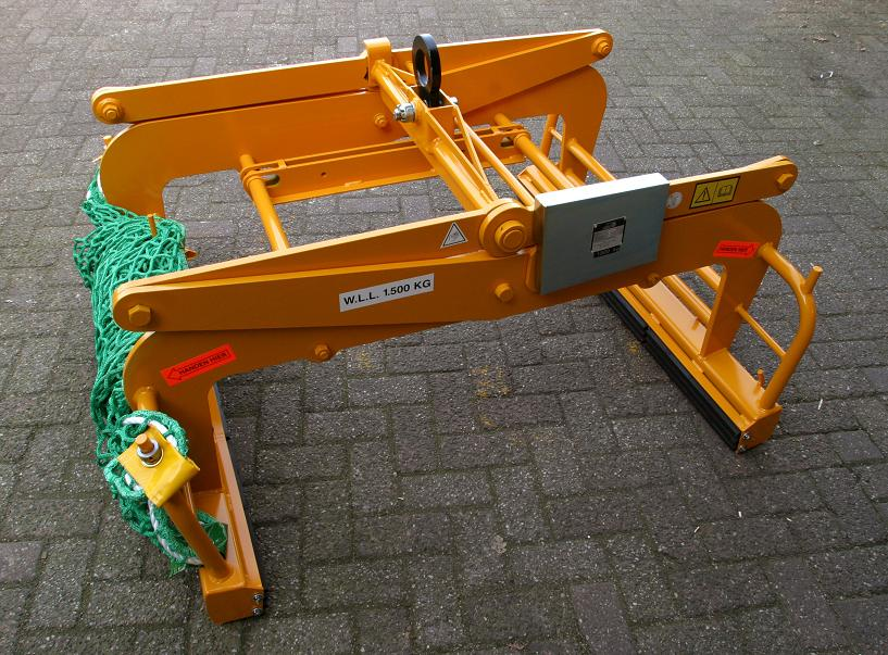 Blokkenklem BSV 1200 kg