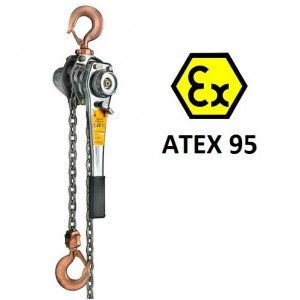 Sparkless ATEX Rateltakel