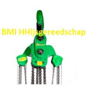 Green kettingtakel 50 ton